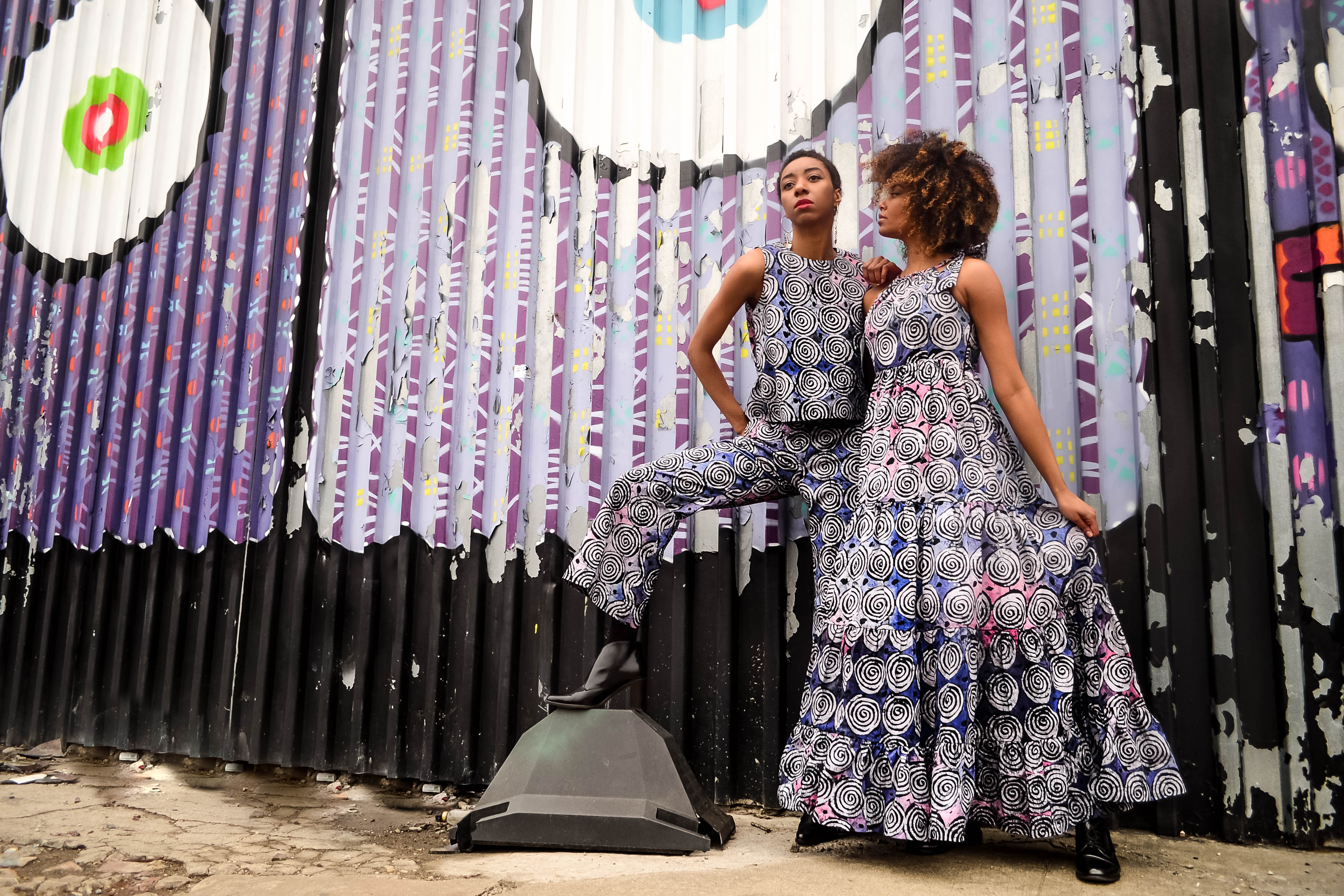 Busayo NYC | Designer African Dresses, Skirts, Jackets & Apparels