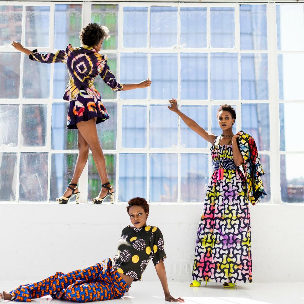 Busayo Nyc Designer African Fashion